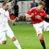 No love lost as Man United beat Liverpool in feisty legends match