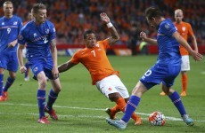 Holland in disarray but Iceland on the verge of qualification after historic win in Amsterdam