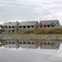 Ghost estates could be used for social housing - Minister