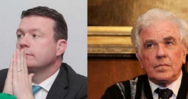 Alan Kelly and Fr Peter McVerry are fighting again