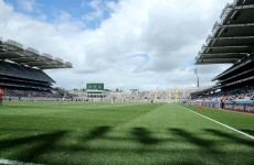 Croke Park will surely be the world's busiest sporting venue over the weekend