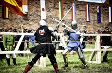 Forget Mixed Martial Arts - check out Medieval Armoured Combat...