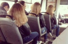 17 times there was definitely a glitch in the matrix