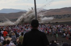 New footage of Reno air show crash emerges (Video)