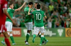 'I'm not the most prolific!' - Cyrus Christie talks us through his first Ireland goal