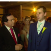 Marty Morrissey crashed a wedding live on the Late Late last night