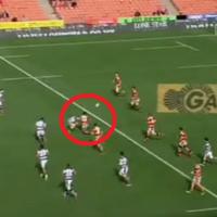 Waikato scored a ridiculously good coast-to-coast try against Auckland