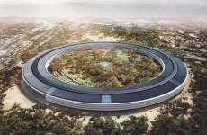 "Apple's new ""spaceship"" headquarters is pretty spectacular"