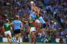 Dublin's three-goal blast gets them past Mayo in All-Ireland semi-final replay