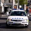 Female Garda hospitalised after patrol car is rammed