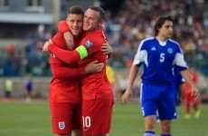 England have become the first team to qualify for Euro 2016