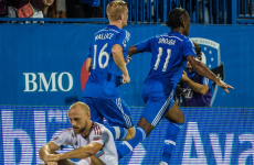 Didier Drogba rolled back the years in his very first MLS start for Montreal last night