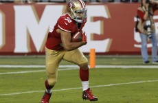 Ex-international rugby star included in 49ers roster for new NFL season