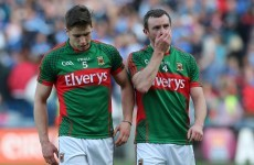 'It was nice to win a Connacht title but ultimately it was failure' - Mayo 2015 verdict