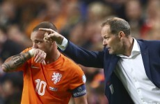 Holland beaten by Turkey, in danger of missing first Euros in 30 years