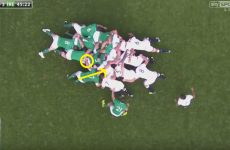 Analysis: Ireland control the English scrum but backrow risking silly penalties