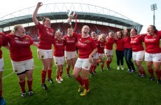 Niamh Briggs was in fine form helping Munster to another Interpro title