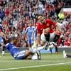 United brush off Hernandez injury scare