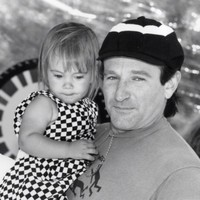 Robin Williams' daughter shared a touching message about grief on Instagram