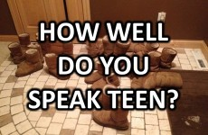 How Well Do You Speak Teen?