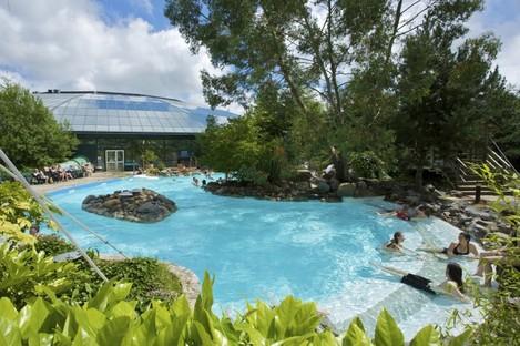Center Parcs' 'subtropical swimming paradise'