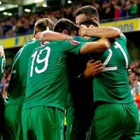 Eamon Dunphy was a fountain of positive vibes after Ireland beat Georgia