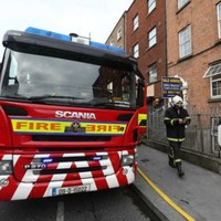 Six apartments burn in overnight blaze