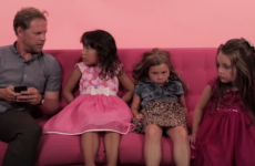Little girls helped some men with their Tinder replies and it was adorable