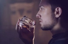 This futuristic glass lets astronauts drink whiskey in space