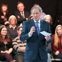 Gardaí called after Vincent Browne debate descends into mayhem