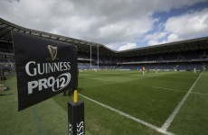 For the first time ever the Pro12 final will be held outside of Ireland