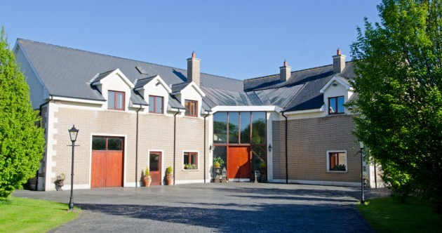 Mixing city with country: The beautiful Blackwood Lodge in Malahide is for sale
