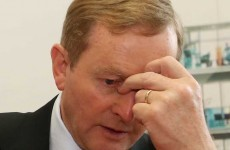Most Irish people don't believe Enda but no one in government wants to talk about it