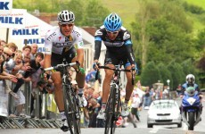 Irish champion Brammeier to join Quick Step in 2012