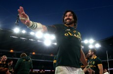JJ Hanrahan will be joined by a South African legend at Northampton