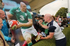 Ireland 'don't have to reinvent the wheel' but growth needed for RWC