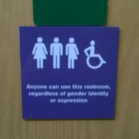 The University of Limerick has launched gender-neutral bathrooms