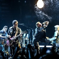 U2 are being really sound to young Irish musicians