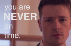 An Irish dad perfectly captured what it is to be a father... with a surprise ending