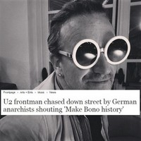 12 of the most Bono headlines ever
