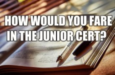 How Would You Fare in the Junior Cert?