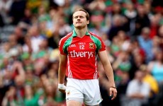 Injured Mayo star to miss International Rules series