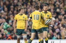 Wallabies will completely split their squad to prepare for 2 games in 4 days