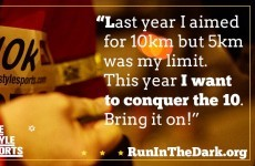 10k challenge: Your 8-week training plan ahead of the Life Style Sports Run In the Dark