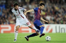 Fabregas awarded damages over fabricated interview