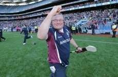 'He eats, sleeps, drinks camogie' - the Galway boss winning All-Ireland titles decades apart