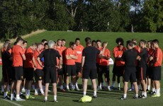 Senior players confront Louis van Gaal over 'hardline' training techniques - reports