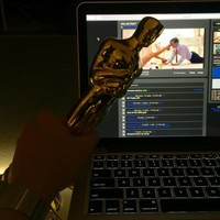 An anonymous Oscar-winner mocked Leonardo DiCaprio with their award