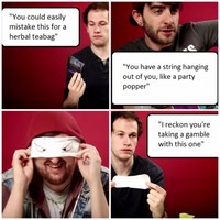 Irish men explaining tampons and pantyliners is unexpectedly hilarious