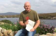 Irish Water registered this Donegal councillor without his permission